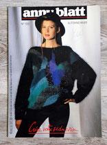 Magazine tricot Anny Blatt 103 - Automne-hiver
