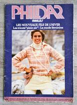 Magazine Phildar mailles 55 - Hiver