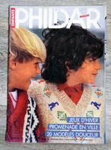 Magazine Phildar mailles n°137 - Enfants (Vintage)