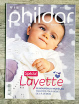 NEUF - Magazine Phildar n°115 - Spécial layette