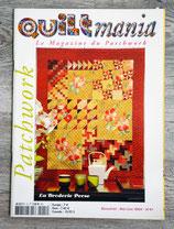 Magazine Quiltmania n°41