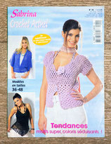 Magazine Sabrina crochet actuel 36