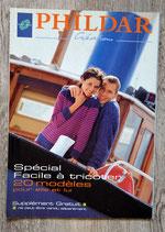 Magazine Phildar Créations 315 - Spécial facile à tricoter