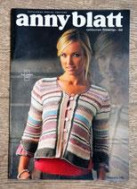 Magazine tricot Anny Blatt 196 / Printemps - été