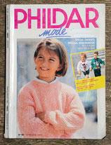 Magazine Phildar Mode 181 - Spécial enfant