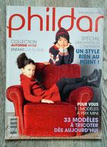 Magazine Phildar 023 - Enfants automne-hiver