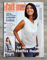 Magazine fait main pas à pas de mai 2014