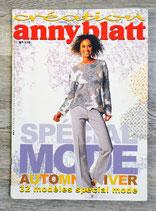 Magazine tricot Anny Blatt n°178 - Automne-hiver