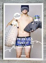 Magazine tricot - 16 modèles au tricot et crochet