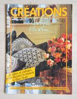 Magazine Créations crochet 10 - Idées cadeau pour décorer et fêter Noël