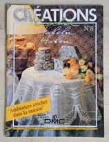 Magazine Créations crochet 8 - Ambiance crochet dans la maison