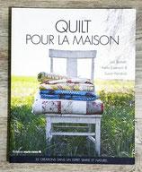 NEUF - Livre Quilt pour la maison - 35 créations couture