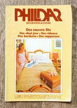 Magazine Phildar décoration et loisirs 3