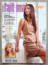 Magazine Fait main pas à pas de août 2012 (367)