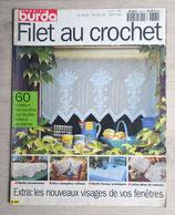 Magazine Burda spécial E361 - Filet au crochet