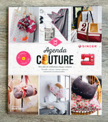 NEUF - Livre Agenda couture Singer 2018