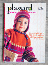 Magazine tricot Plassard n°41