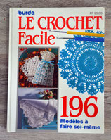 Livre Le crochet facile - Edition Burda