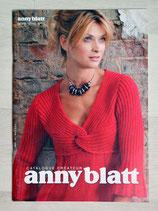 Magazine tricot Anny Blatt HS 15 - Catalogue créateur