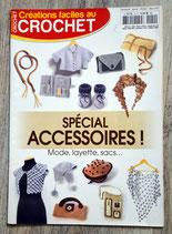 Magazine Créations faciles au crochet - Spécial accessoires