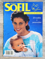 Magazine tricot Sofil n°983 - Un amour de famille
