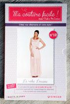 Patron Ma couture facile ! n°12 - La robe Louane