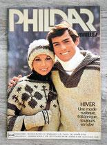 Magazine Phildar mailles n°48 - Hiver (Vintage)