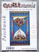 Magazine Quiltmania n°3