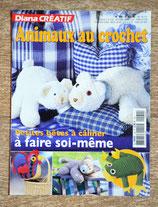 Magazine Diana Créatif 160 - Animaux au crochet