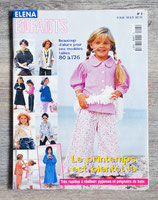 Magazine couture Elena Enfants n°5
