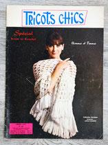 Magazine Tricots chics n°128 - Spécial tricot et crochet (Vintage)