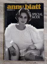 Magazine Tricot Anny Blatt n°141 - Spécial mode