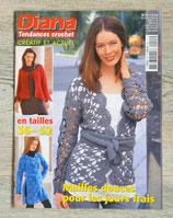 Magazine Diana Tendances crochet n°15