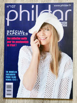 Magazine Phildar n°107 - Printemps-été 2014