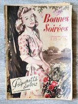 Revue Les bonnes soirées n°1538 - 29 juillet 1951
