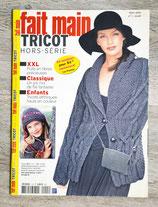 Magazine Fait main Tricot Hors série 1 2006