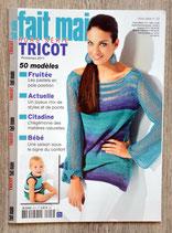 Magazine Fait main Tricot Hors série 22 - Printemps 2011