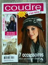 Magazine Coudre c'est facile n°3