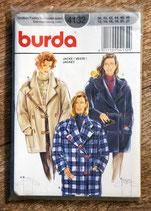 Pochette patron Burda 4132 - Veste femme