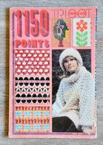 Livre Tricot Sélection - 1150 points
