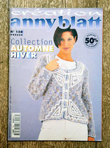 Magazine tricot Anny Blatt 158 - Automne-hiver