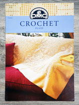 Fiche crochet DMC 11610L-1 - Plaid