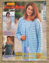 Magazine Diana Jeux de mailles 5