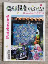 Magazine quiltmania - Hors série été 2010