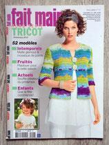 Magazine Fait main Tricot Hors série n°17 - Printemps 2010