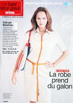 Patron couture Prima n°236 - Robe