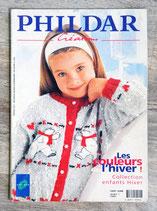Magazine Phildar Créations n°297 - Hiver enfants