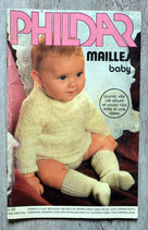 Magazine Phildar mailles n°37 - Maille baby (Vintage)