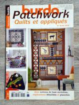 Magazine Burda Patchwork n°26 - Eté 2010 (E009)