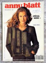 Magazine tricot Anny Blatt 135 - Spécial mode